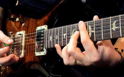 Jazz Guitar Tips, Tricks and Licks